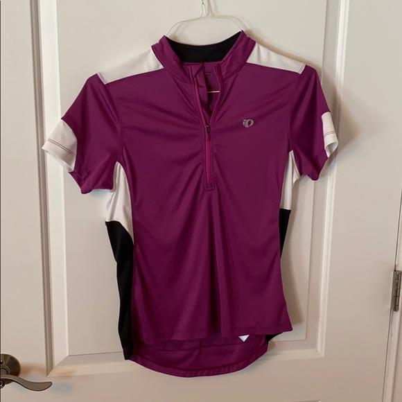 Pearl Izumi Cycling Shirt Large Zip
